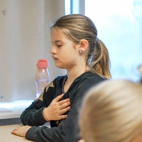 PAF i skolen - hjertemeditation